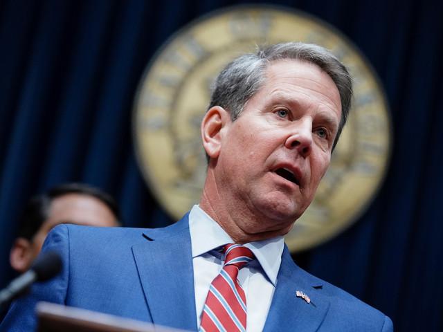 Georgia Gov. Brian Kemp defies Trump, appoints Kelly Loeffler to US Senate