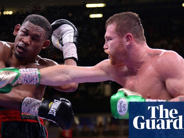 Canelo Álvarez scaling two weight classes in bid for Sergey Kovalev's title
