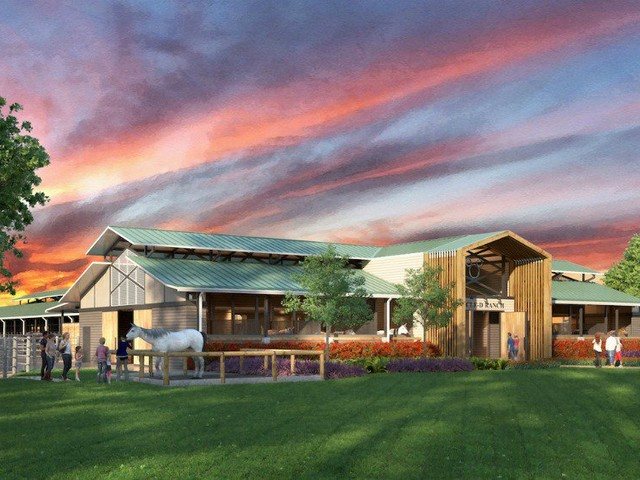 Disney World Shares Details on New Barn Opening at Fort Wilderness Resort & Campground in 2020