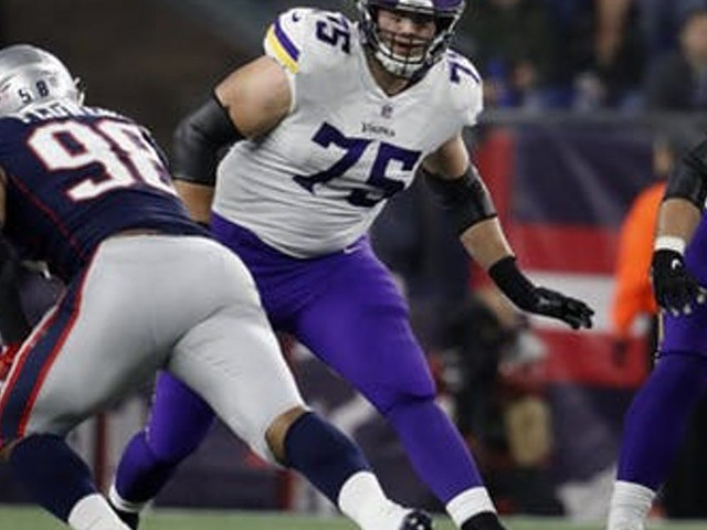 2018 Vikings grades: Brian O'Neill a silver lining for the offensive line
