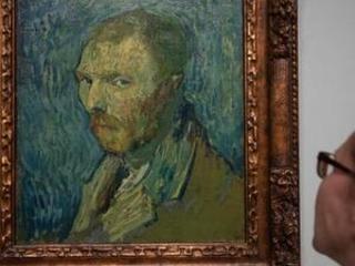 Experts say Vincent van Gogh self-portrait is genuine