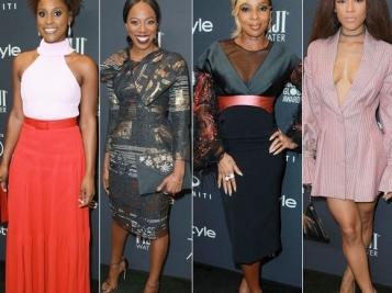 Issa Rae, Yvonne Orji, Mary J Blige, Serayah & More Twirl Into Awards Season Mode With InStyle