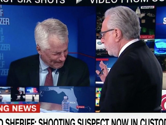 Analyst Phil Mudd overtaken by emotion on CNN because of Florida shooting