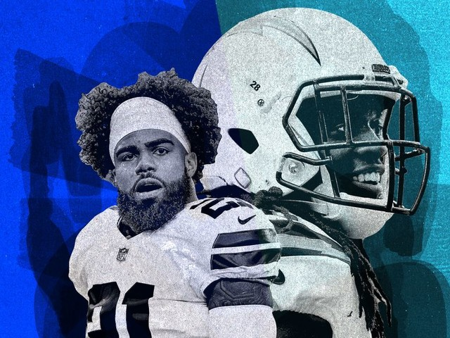 The Grim Future of Running Back Contract Negotiations