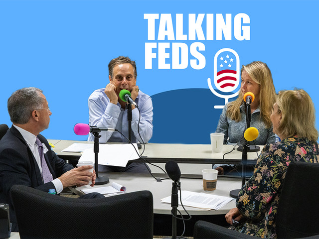 """The """"Talking Feds"""" Podcast"""
