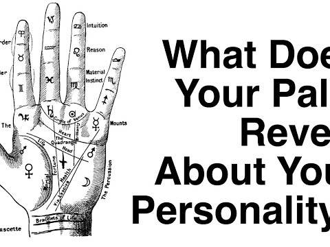 Romantic Woman Or Business Woman? The Palm Of Your Hand Reveals Your True Personality