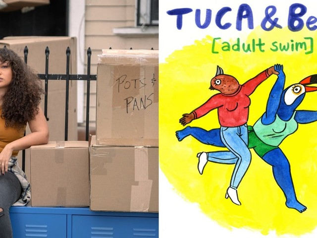 Blindspotting arrives on the small screen and Tuca & Bertie return from the dead