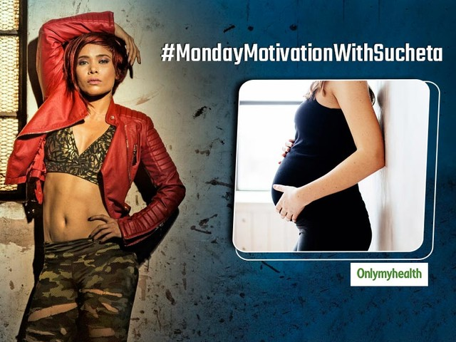 #MondayMotivationWithSucheta: Zumba Moves For Pregnant Women