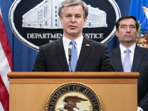 """Five Arrested As """"Illegal Agents"""" Of China In FBI Bust Of Major PRCOperation On US Soil"""