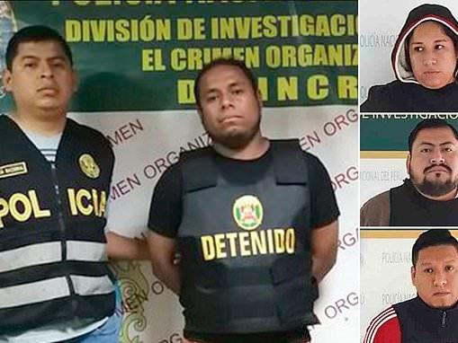 Peruvian man sentenced to nine years in prison for scamming Spanish-speaking U.S. residents