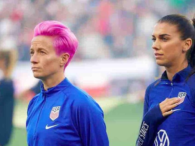 US women's soccer — in search of 'equal pay' with men for years — says offer to get same contract proposals as men akin to 'PR stunts'
