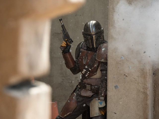'The Mandalorian' star Pedro Pascal joined 'Star Wars' fandom as a toddler (even the undies)