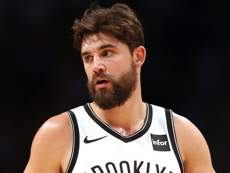 Nets' Joe Harris Tops Warriors' Steph Curry For 3-Point Title