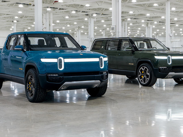 Rivian R1T And R1S To Be Cheaper Than Initially Expected