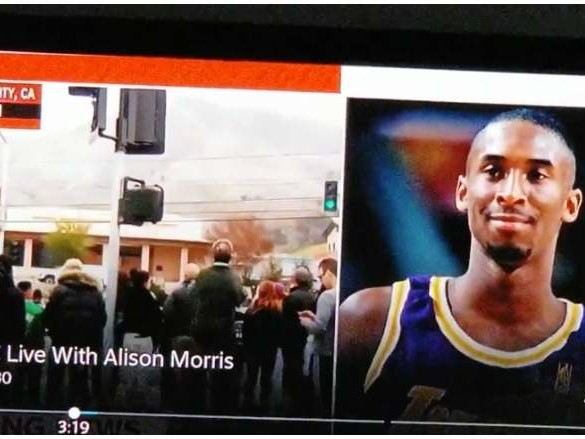 Reporter Says She 'Did Not' Use Racial Slur During Kobe Bryant Report