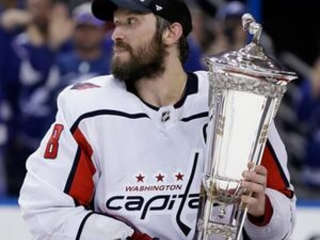 Ovechkin, Capitals headed to Stanley Cup Final vs. Vegas