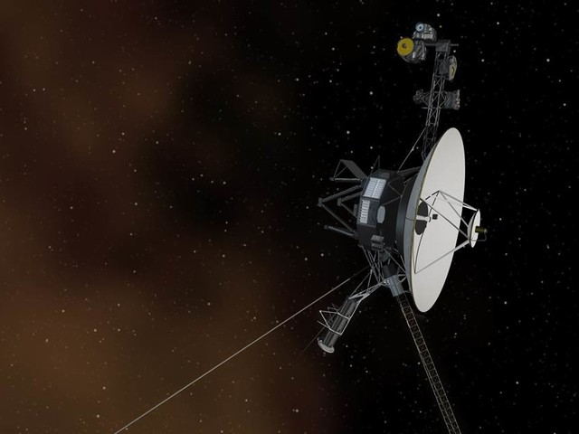 NASA spacecraft detects a constant 'hum' deep in the cosmos
