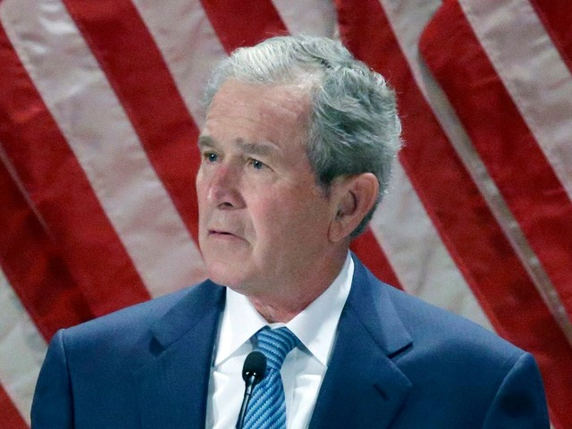 George W. Bush: 'May we never forget that immigration is a blessing and a strength'