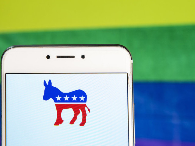 Democratic presidential hopeful wants the federal government to recognize a third gender