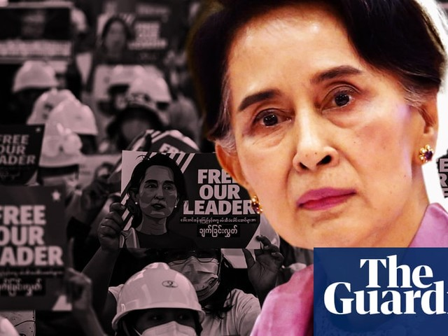 Why Myanmar protesters see Aung San Suu Kyi as their greatest hope – video explainer