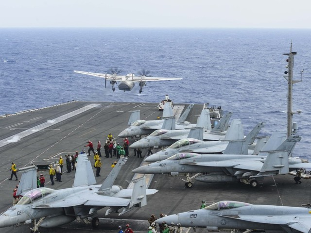 U.S. Navy Ends Its Search for 3 Sailors Who Went Missing After Their Aircraft Crashed Into the Philippine Sea