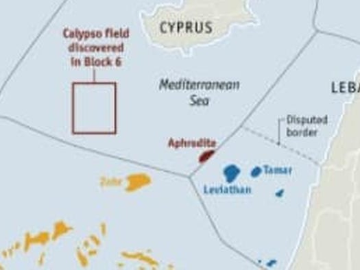 The Battle For Control Of East Mediterranean Energy