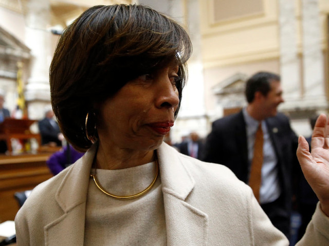 Mayor Catherine Pugh of Baltimore Resigns Amid Children's Book Scandal