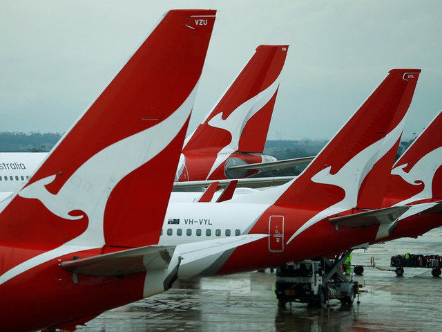 World's longest non-stop flight from US to Australia ready for take-off