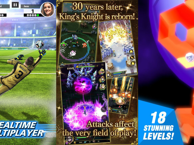 The 9 best free iPhone games of the week