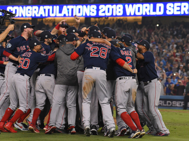 MLB punishes Boston Red Sox for sign stealing in 2018