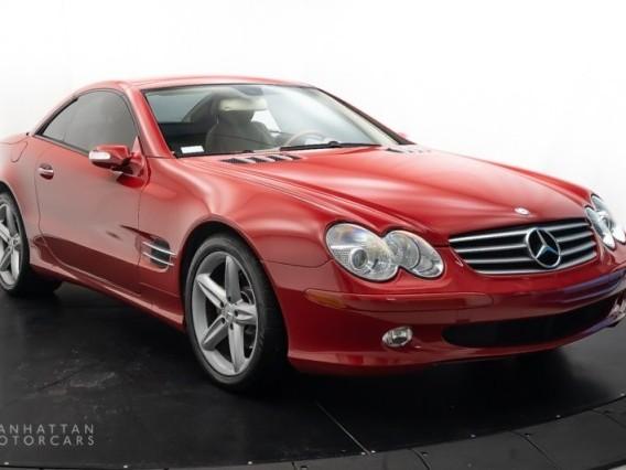 2006 Mercedes-Benz SL-Class 5.0L