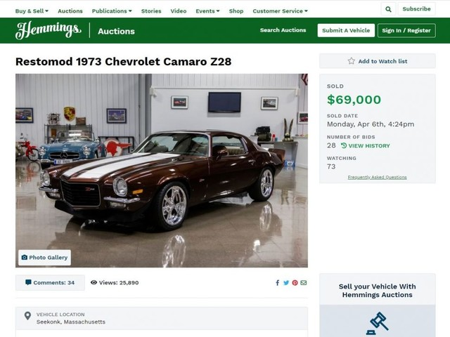 Hemmings Auctions: Buyers are ready, submit your car today