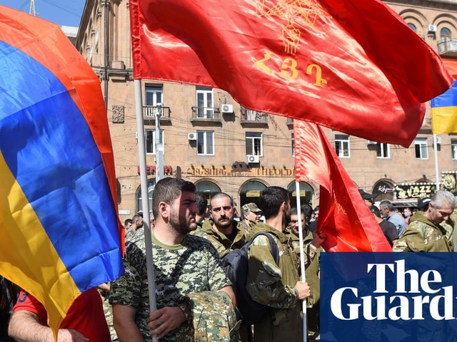Armenia imposes martial law after clashes with Azerbaijan