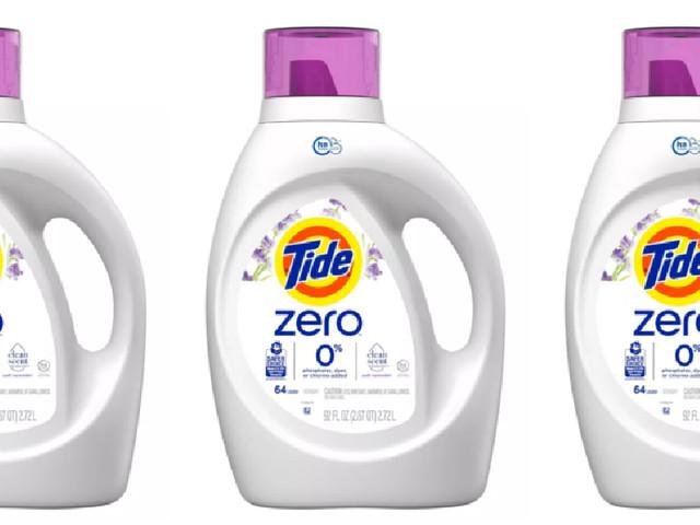 Tide Zero Detergent, 92oz Just $6.79 at Target!