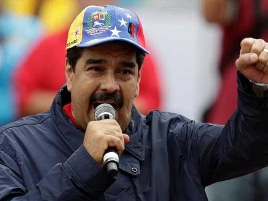 "Venezuelan General Tells Military To ""Rise Up"" Against Maduro Regime"