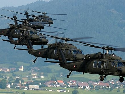 "Army Finds $830 Million In ""Missing"" Helicopters As First Ever Audit Begins"