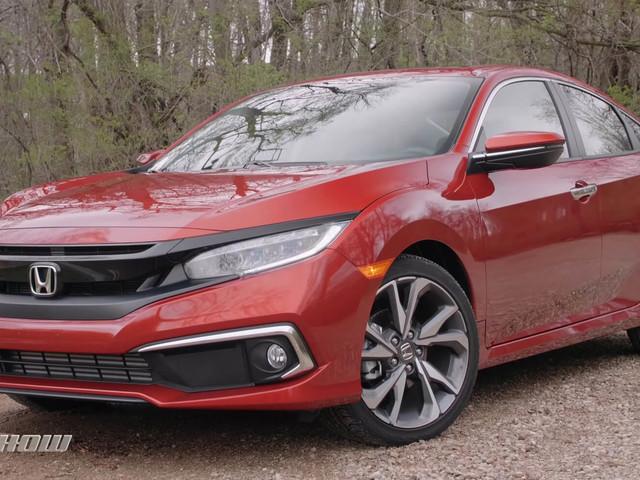2019 Honda Civic Sedan Is A Well-Sorted Package