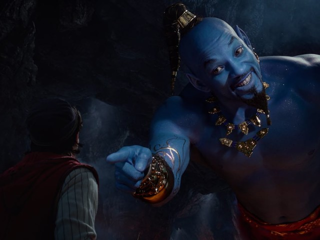 Everything Will Smith Has Said So Far About Playing Aladdin's Iconic Genie