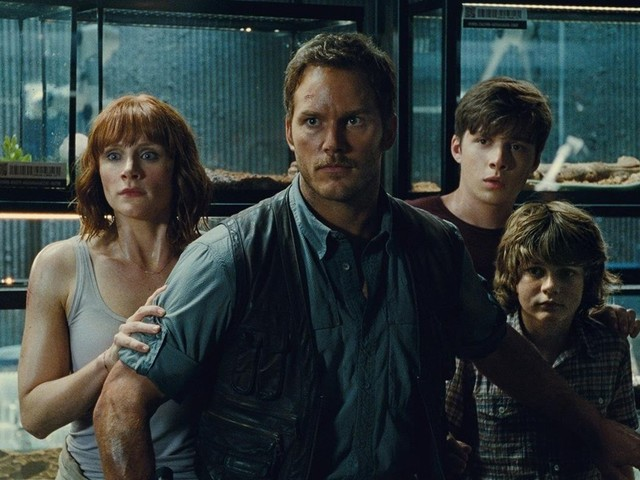 The Next 'Jurassic World' Movie Has A Title