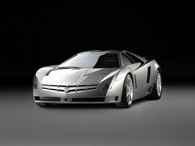 The 2020 Chevy C8 Corvette is Cool and All, but What About the 2002 Cadillac Cien (Could it See Modern Production?)
