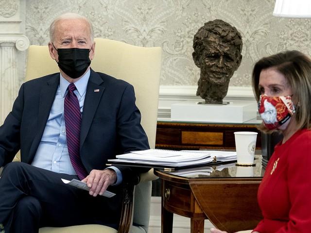 "Republicans Are Now Criticizing Biden For Calling Speaker Pelosi ""Nance"""