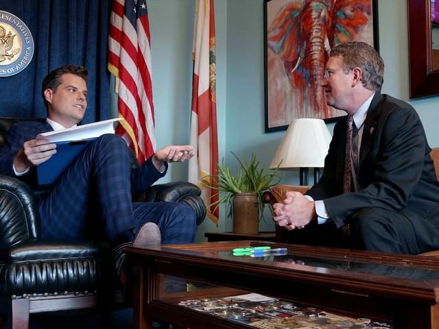 'The Swamp' documentary shows how lobbyists and money influence Washington