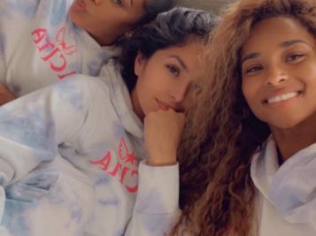 #PLAYGIGISWAY: NBA Players Wear Mambacita 'Fits In Honor Of Gianna Bryant's 15th Birthday + Lala & Ciara Celebrate With Vanessa Bryant