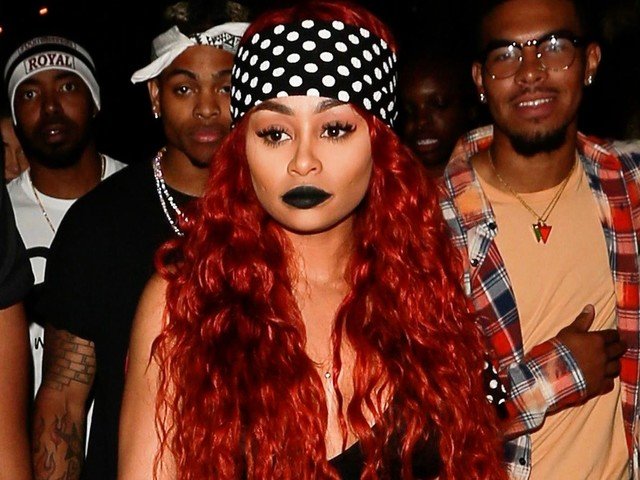 You Will NOT Believe How Many Wigs Blac Chyna Owns