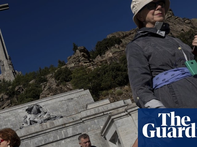 Franco's remains to be exhumed on Thursday after long court battle
