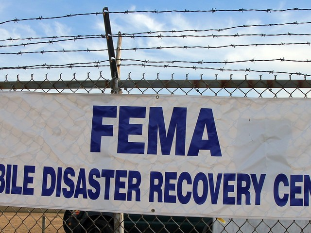 COVID-19 is helping revive an old American conspiracy about FEMA camps