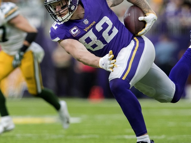 Victories over Packers, Bears improve Vikings' chances to win division