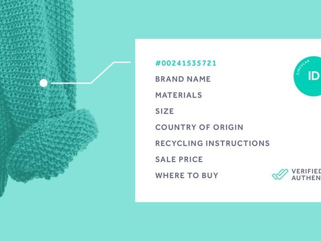 Fashion companies unite to create digital ID to enable circularity
