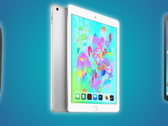 Daily Deals: A $250 iPad, a $50 JBL Link Speaker, a $115 Galaxy Tab E, and More