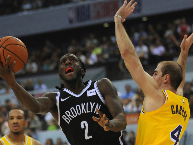 Nets agree to contract extension with Taurean Prince